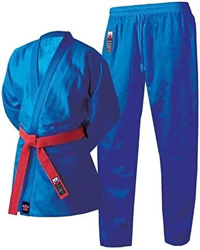 Cimac Judo Suit Uniforme Azul 350g