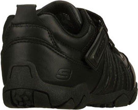 Skechers , Jungen Sneaker Schwarz schwarz