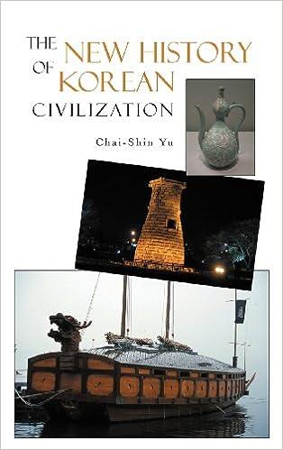 Book The New History of Korean Civilization