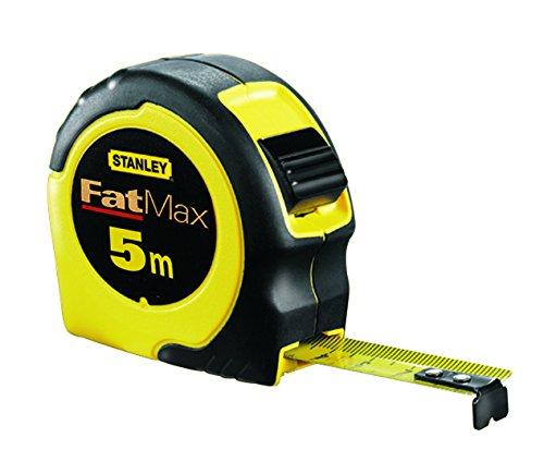 STANLEY 1-33-684 Flessometro FATMAX 5m, nastro da 19mm, lettura recto/verso ZB-2991