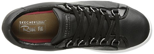 Donna core Sneaker Side black Nero Skechers Blk set Street qP7HEwwRXx