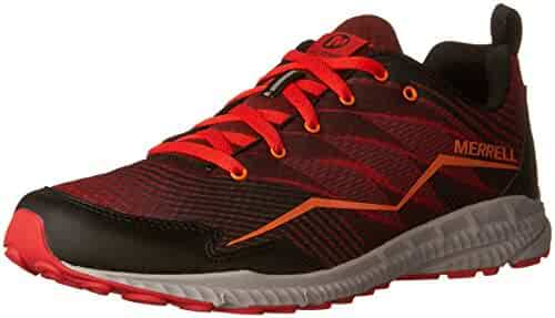 online store 60f74 35408 Merrell Trail Crusher Mens Running Sneakers Shoes