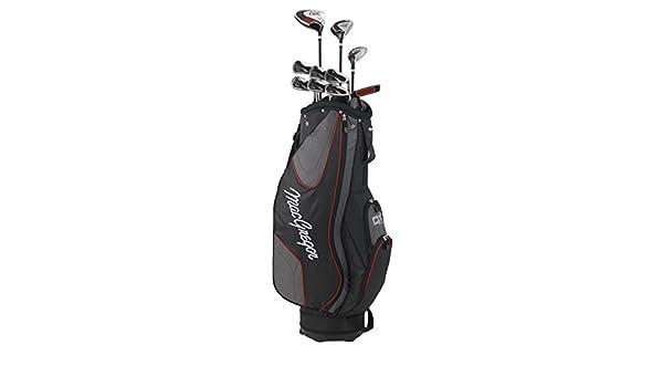 MacGregor DX Plus - Juego completo de palos de golf (mujer ...