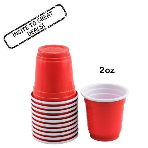 Solo Mini Plastic Shot Glass product image