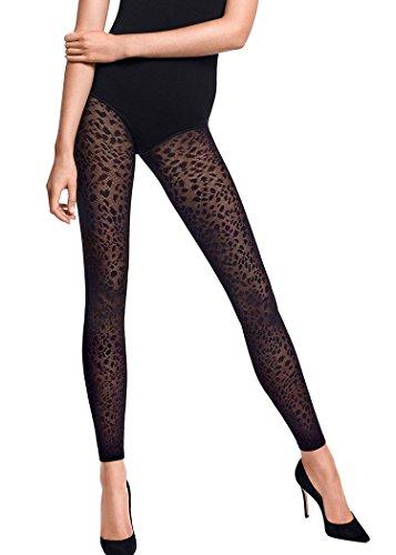 Wolford Avril Leggings-Black-XSmall (Wolford Footless Leggings)