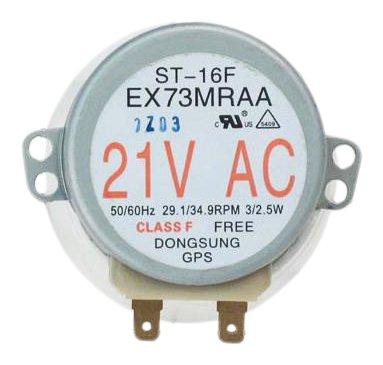 GE WB26X10037 Stirrer Motor for Microwave
