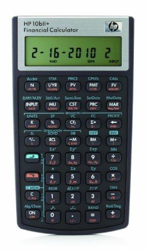 Shipping Time Calculator (HP 10bII+ Financial Calculator)