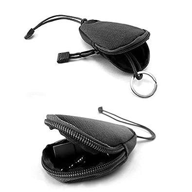 Amazon.com: Mini bolsa de transporte portátil EDC para ...