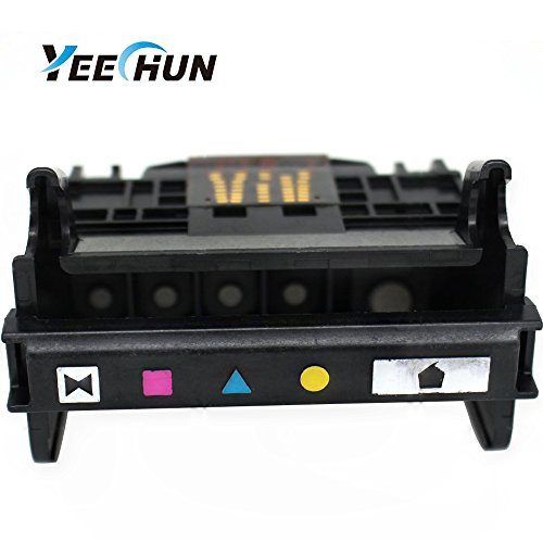 YEECHUN New Replacement Printhead Print Head for Hp564xl HP 564 Ink Cartridges Part Number: Cb326-30002 CN642A ()