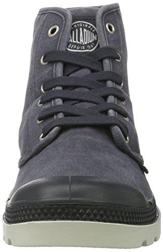 Pampa Birch Sneakers Silver Homme Palladium Anthracite Hi Bleu Hohe gA8AdUxq