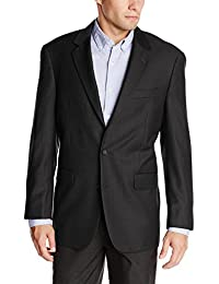 Louis Raphael mens Comfort Fit 2 Button Center Vent Suit Separate Jacket