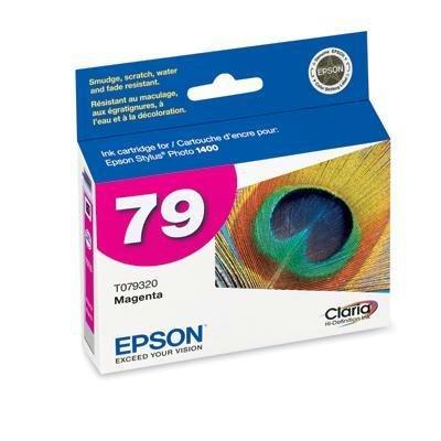Epson America - Claria Magenta Ink Cart. SP140 (America Cart Magenta Epson)