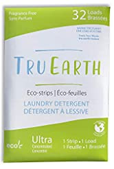 Tru Earth Eco-Strips Laundry Detergent (...