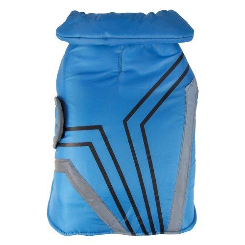 Dogit Style Ski Dog Vest, Medium, Blue, My Pet Supplies