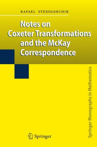 Notes on Coxeter Transformations and the McKay Correspondence (Springer Monographs in Mathematics)
