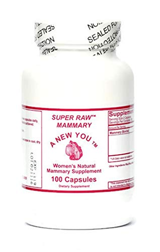 Raw Mammary Pills for Crossdressing, Transgender and Trans-Women