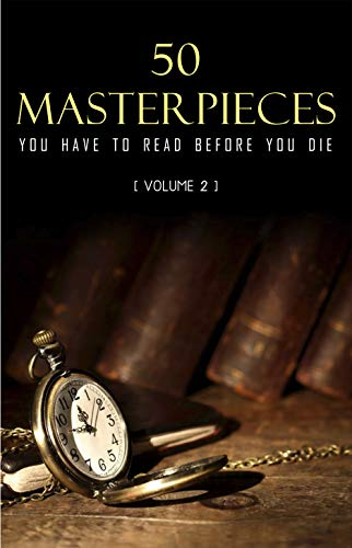 50 Masterpieces you have to read before you die Vol: 2 por Oscar Wilde