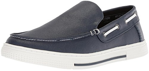 Kenneth Cole Reazione Mens Ankir Slip On B Sneaker Navy