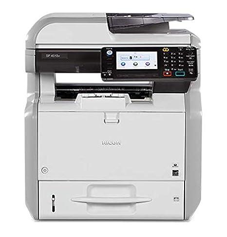Amazon.com: Ricoh SP 4510SF Monocromo Impresora con escáner ...