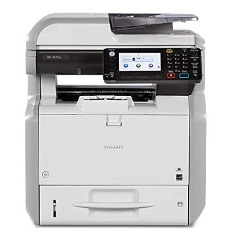 Ricoh 407302 SP 4510SF Monochrome Multifunction Printer
