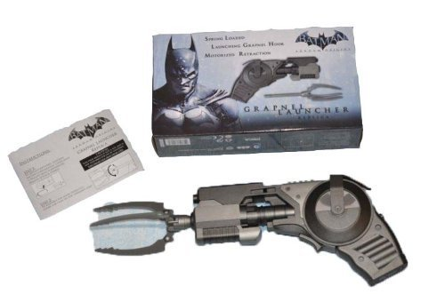 Replica Batarang (Star Images Batman Arkham Origins Prop Replica Grapnel Accessory by NECA)