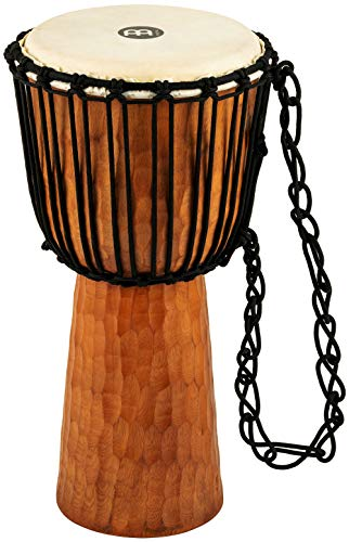 - Meinl Djembe with Mahogany Wood - NOT MADE IN CHINA - 10