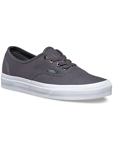 Gray Eyelets Authentic Adults' Top Low Perf Multi Sneakers Vans Unisex S4qwzz