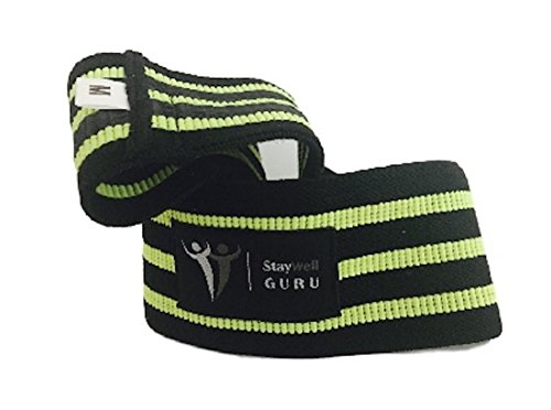 StayWell Guru Hip & Glute Activation band – High Performance for Dynamic Warm up, Crossfit Training, Long Stride Walks, Strengthen Weak Hips, Squat, Sumo, Treadmill, Deadlifts, MEDIUM Review