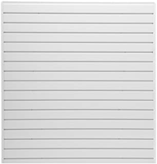 jifram easy living easywall slat wall kit white