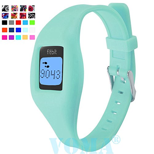 VOMA USA Fitbit Zip Wristband/Fitbit Band/Fitbit Zip Band/Fitbit Wristband/Fitbit Bracelet/Fitbit Zip Replacement Band(Teal)