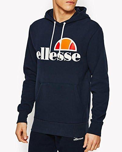 Ellesse Herren Damen Pulli Sweater Kapuzenpullover Pullover Hoodie Sweatshirt DE