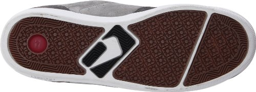 Globe Skateboard Shoes The Odin Charcoal Silver Gray
