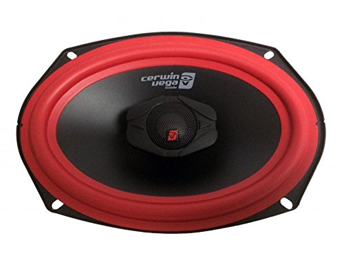 "NEW CERWIN-VEGA V468 Vega Series 2-way Speakers (6"" X 8"", 40"