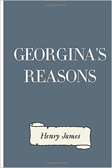 Book Georgina's Reasons