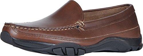Allen Edmonds Men's Boulder Driving Style Loafer, Brown, 9.0 E US (Allen Edmonds Calfskin Belt)
