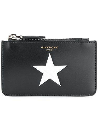 Givenchy Men's Bk6011k00e001 Black Leather Wallet by Givenchy
