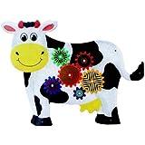 Anatex Cow Activity Wall Panel