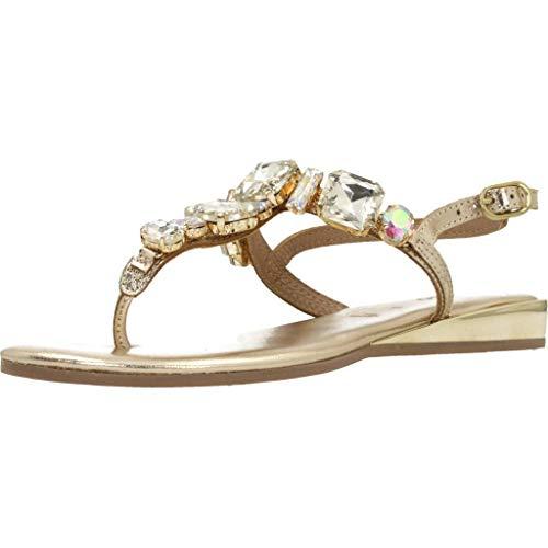 Plateado Para Marca 49057g Plateado Sandalias Gioseppo Chanclas Color Mujer Mujer Modelo Gold Y oro Gioseppo qc7YP7E