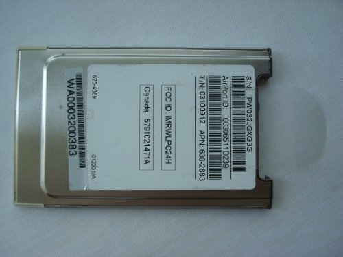 Apple M7600LL/A Airport WiFi Card for Older iBooks and Powerbooks by Apple (Image #1)