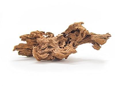 """Aquatic Arts 1 Small Piece of Malaysian Natural Aquarium Driftwood, 6-8"""" by Aquatic Arts, LLC - Dropship"""
