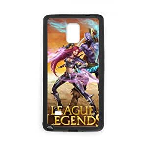 League Of Legends Samsung Galaxy Note 4 Cell Phone Case Black 8You299388