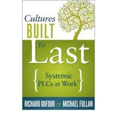 Cultures Built to Last: Systemic Plcs at Work (Paperback) - Common