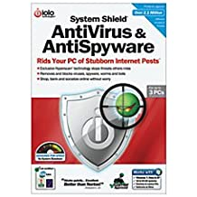 iolo System Shield Antivirus And Antispyware, Traditional Disc