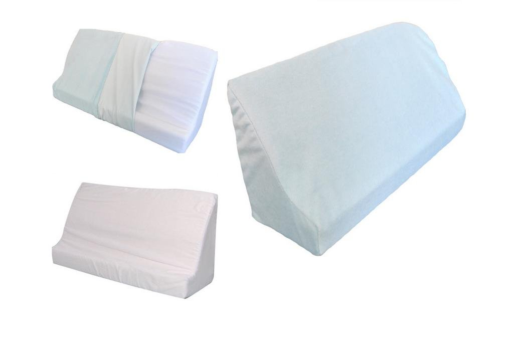 Amazon.com: WE&ZHE Medical Anti-Bedsore Position Pad Side Pillow With Waterproof Outer Layer (Sky Blue) For Long Bed Rest Patients And The Elderly: Home & ...