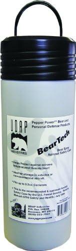 UDAP Men's ASC Bear Spray Aerosol Safety