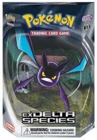 Pokemon Trading Card Game EX Delta Species Theme Deck Breakthrough [Toy]