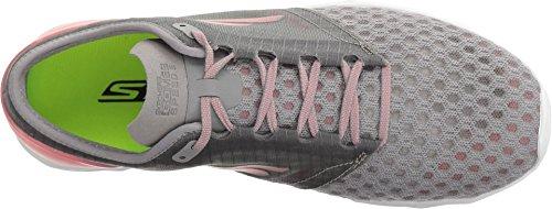 MEB Femme Gray SkechersVariation Speed 5 Pink Go 5qwI1RIgU