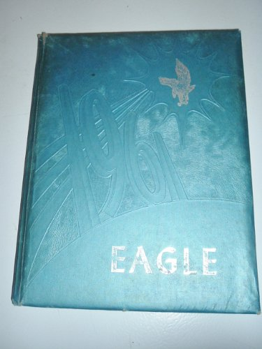 New Caney Texas 1961 Eagle School Yearbook