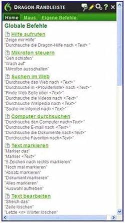 Nuance Dragon NaturallySpeaking Premium 11.5: Amazon.de: Software