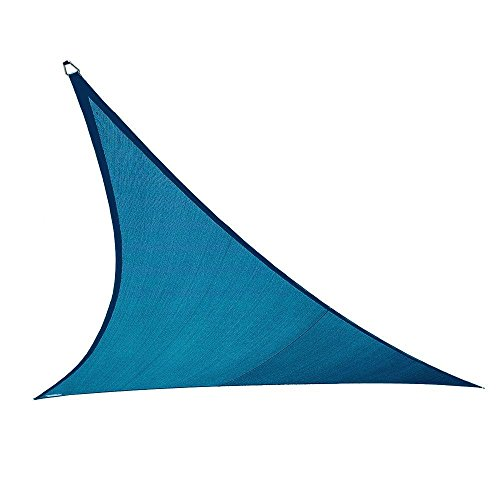 Coolhaven 144 ft. x 144 ft. Sapphire Triangle Shade Sail